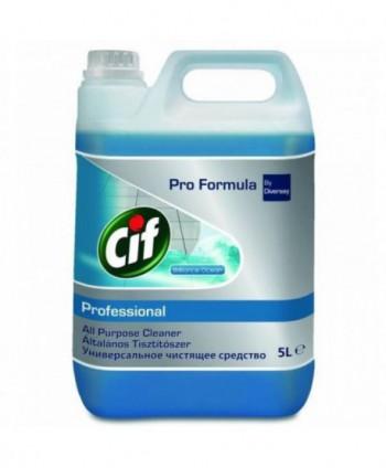 Detergenti si solutii de curatat - Detergent universal fara clatire - Cif Professional Brilliance Ocean - arli.ro