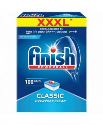 Detergenti si solutii de curatat - Detergent masina spalat vase - Finish 100 tablete - arli.ro