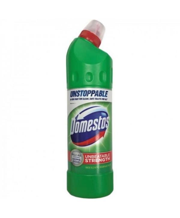 Detergenti si solutii de curatat - - Dezinfectant clorigen Domestos Pine Fresh 750 ml - arli.ro