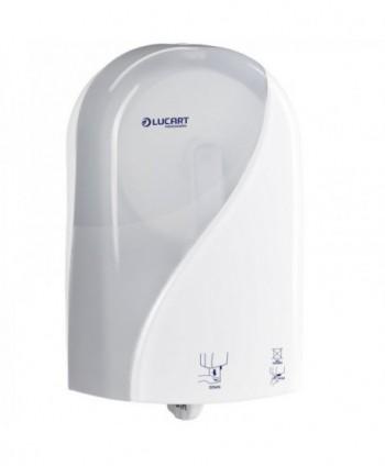 Dispensere hartie igienica - Dispenser hartie igienica Jumbo, alb - Identity Autocut - arli.ro