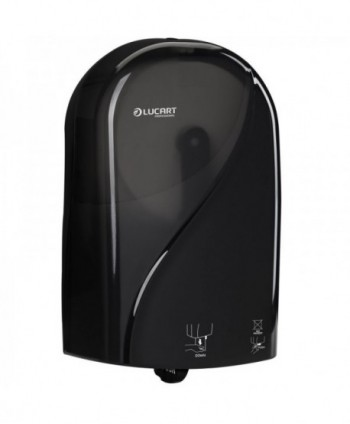 Dispensere hartie igienica - Dispenser hartie igienica Jumbo, negru - Identity Autocut - arli.ro