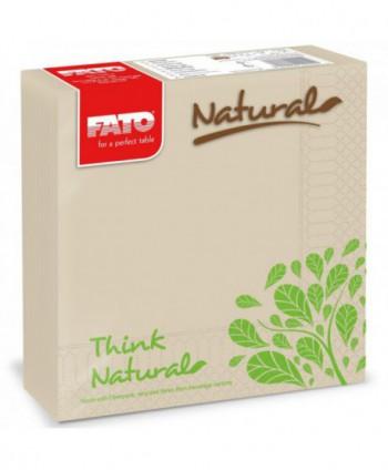 Dispensere pentru servetele - Servetele de masa Think Natural 33x33 cm - arli.ro