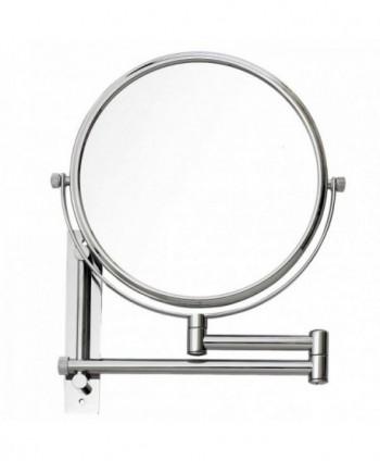 Accesorii pentru baie - Oglinda cosmetica dubla, diametru 20 cm, Jofel AW71300 - arli.ro
