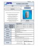 Dozatoare de sapun din ABS - Dozator de sapun, Jofel, silver, sistem MIX - 1000 ml - arli.ro