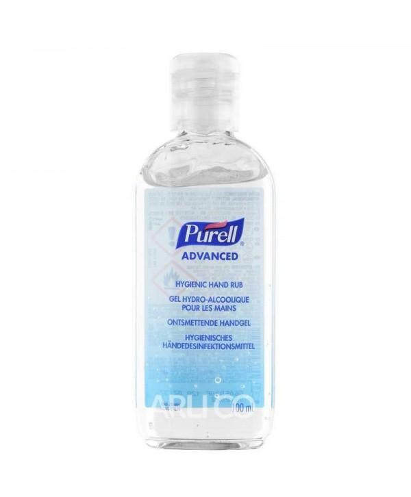 Dezinfectanti pentru maini - - Gel dezinfectant pentru maini - Purell Advanced - 100 ml - arli.ro