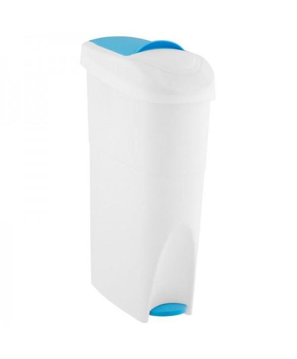 Covoare cu dezinfectant, cosuri igienice, sterilizatoare - - Cos anti COVID 19 pentru masti si manusi folosite - 15 litri - arli.ro