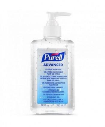 Dezinfectanti pentru maini - Gel dezinfectant pentru maini - Purell Advanced - 350 ml cu pompita - arli.ro