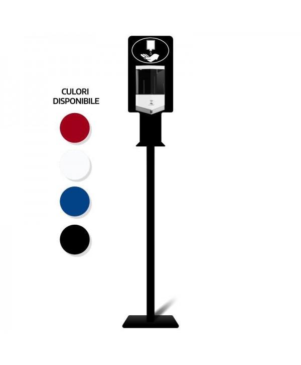 Dozatoare de dezinfectant - - Statie cu senzor dezinfectare maini , ArliTech® - capacitate 600 ml - arli.ro