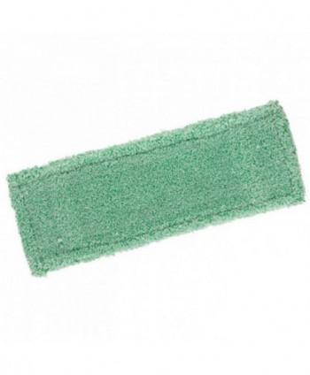 Mopuri profesionale - Mop din microfibra cu buzunare, verde - 40 cm - arli.ro
