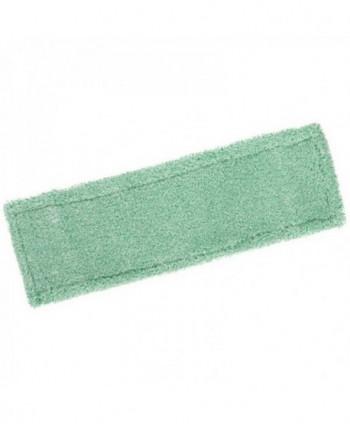 Mopuri profesionale - Mop din microfibra cu buzunare, verde - 50 cm - arli.ro