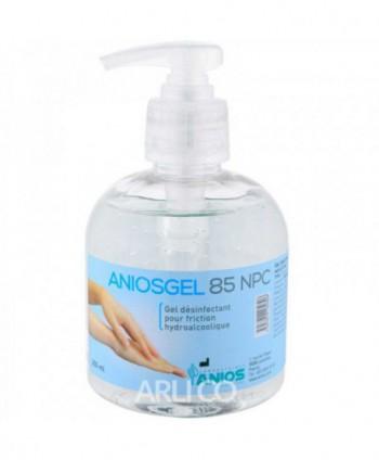 Dezinfectanti pentru maini - Gel dezinfectant pentru maini - Aniosgel 85 NPC - 300 ml cu pompita - arli.ro