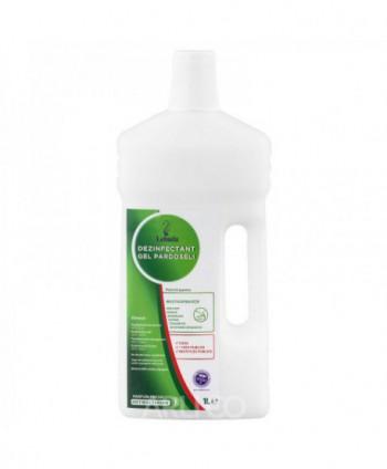Dezinfectanti pentru suprafete - Gel dezinfectant pentru pardoseli - Lebada - 1 litru - arli.ro