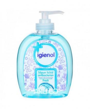 Dezinfectanti pentru maini - Sapun lichid antibacterian - Igienol Fresh - 300 ml - arli.ro