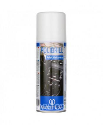 Detergenti si solutii de curatat - Spray de curatare si intretinere pentru suprafete dure - interior auto - Polibrill - arli.ro