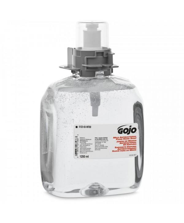 Dezinfectanti pentru maini - - Sapun antibacterian tip spuma - Gojo FMX - 1250 ml - arli.ro