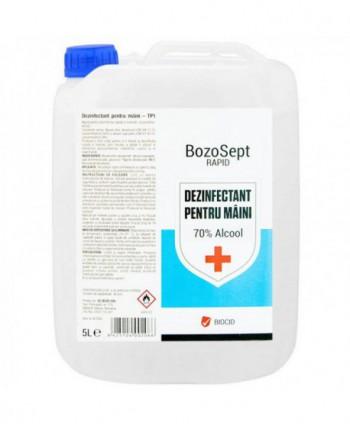 Dezinfectanti pentru maini - Dezinfectant pentru maini - Bozosept - 5 litri - arli.ro