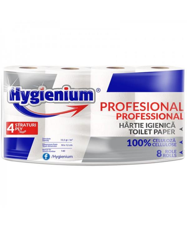 Consumabile din hartie - - Hartie igienica Hygienium - pachet 8 role - arli.ro