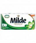 Consumabile din hartie - Hartie igienica Milde Energy Green - pachet 8 role - arli.ro