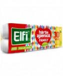Consumabile din hartie - Hartie igienica Elfi Family - pachet 10 role - arli.ro