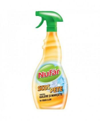 Detergenti si solutii de curatat - Solutie pt scos pete de pe gulere si mansete - Nufar - arli.ro