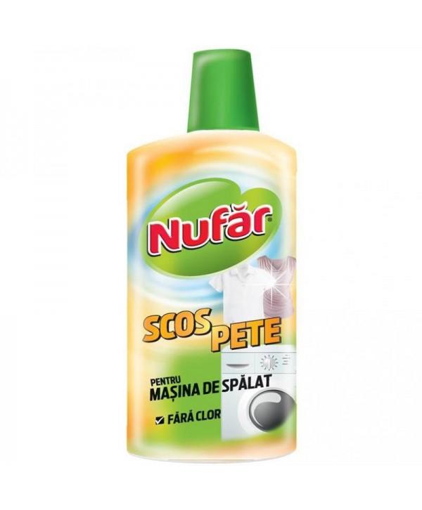 Detergenti si solutii de curatat - - Solutie pt scos pete in masina de spalat - Nufar - arli.ro
