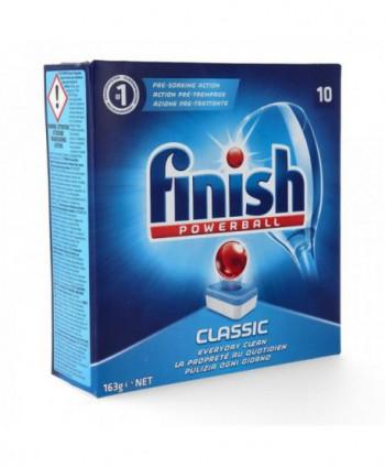 Detergenti si solutii de curatat - Detergent masina spalat vase - Finish 10 tablete - arli.ro