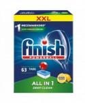 Detergenti si solutii de curatat - Detergent masina spalat vase - Finish 63 tablete - arli.ro