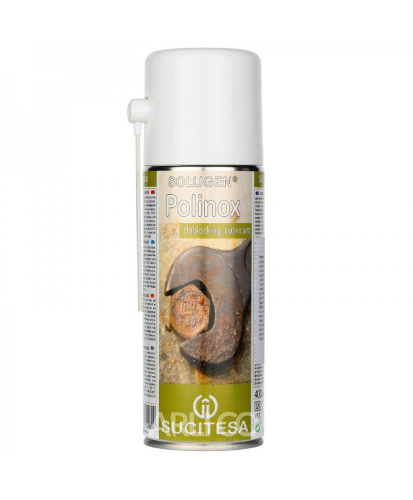 Detergenti si solutii de curatat - - Solutie lubrifianta - Solugen Polinox - arli.ro