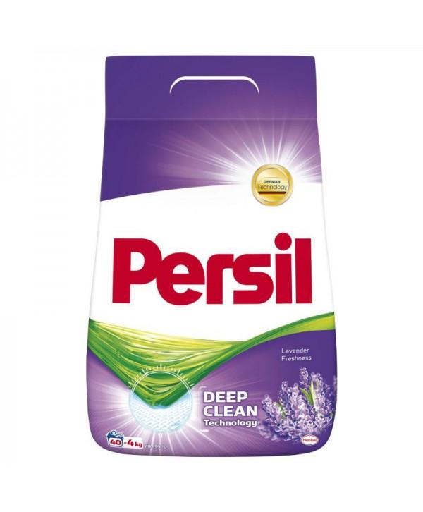 Detergenti si solutii de curatat - - Detergent praf pentru rufe Persil Lavender Freshness - 4 Kg - arli.ro