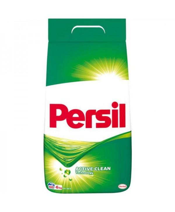 Detergenti si solutii de curatat - - Detergent praf pentru rufe Persil Active Clean - 6 Kg - arli.ro