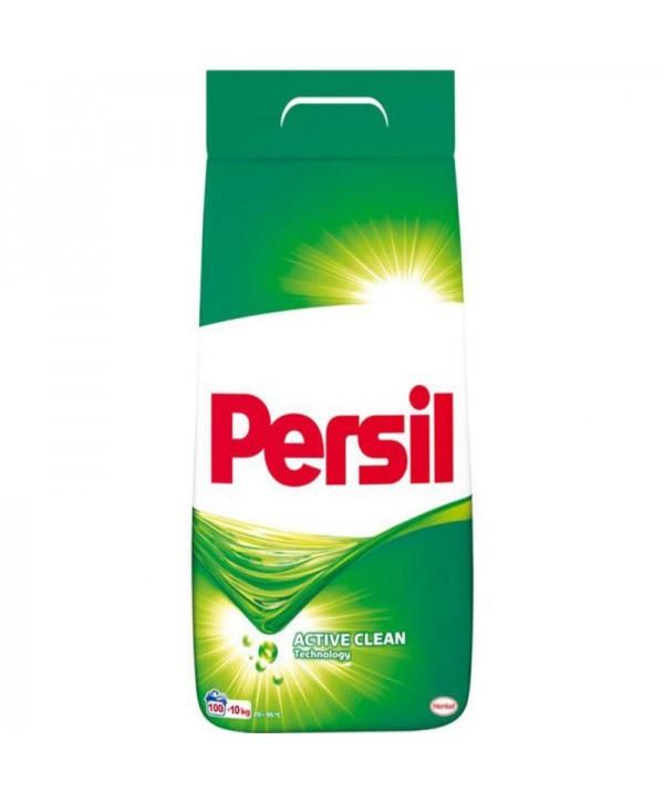 Detergenti si solutii de curatat - - Detergent praf pentru rufe Persil Active Clean - 10 Kg - arli.ro