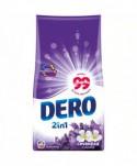 Detergenti si solutii de curatat - Detergent praf pentru rufe Dero 2 in 1 Levantica si iasomie - 10 Kg - arli.ro