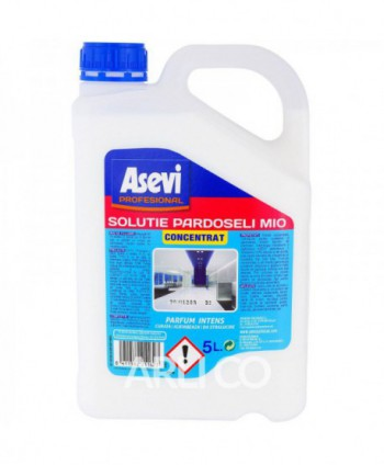 Detergenti si solutii de curatat - Detergent pardoseli - Asevi Profesional Mio 5L - arli.ro