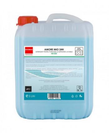 Detergenti si solutii de curatat - Detergent pardoseli Amore Mio 24H - Ekomax 5 litri - arli.ro
