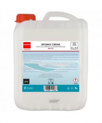 Detergenti si solutii de curatat - Pasta de curatat cu microparticule - Ekomax 5 litri - arli.ro