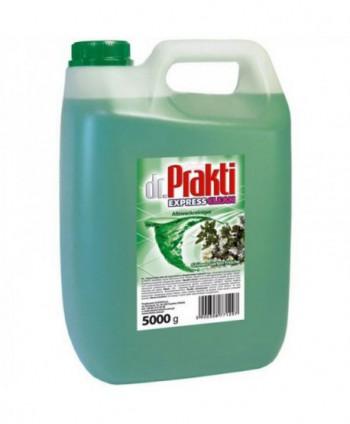 Detergenti si solutii de curatat - Detergent multisuprafete Clovin Dr.Prakti - Green Garden 5L - arli.ro