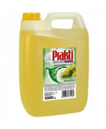 Detergenti si solutii de curatat - Detergent multisuprafete Clovin Dr.Prakti - Spring Fresh 5L - arli.ro