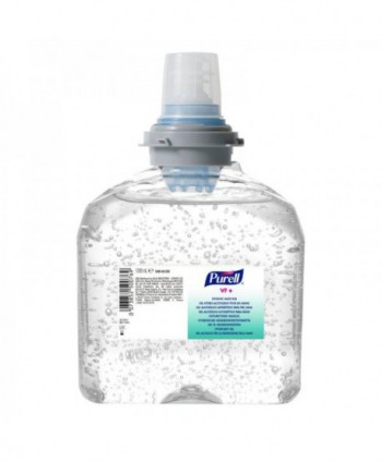 Dezinfectanti pentru maini - Gel dezinfectant pentru maini cu actiune biocida - Purell VF + TFX 1200ml - arli.ro