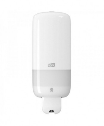 Dozatoare de sapun din ABS - Dozator de sapun, alb - Tork S11 - 1000 ml - arli.ro