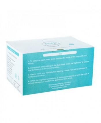 Masti, manusi, viziere - Masca de protectie FFP2 , CE 733228, cutie cu 20 bucati - arli.ro