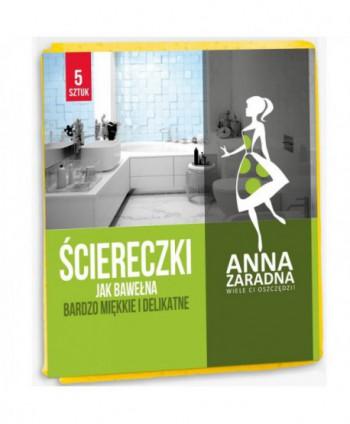Lavete profesionale - Lavete universale Anna Zaradna - 5 bucati - arli.ro