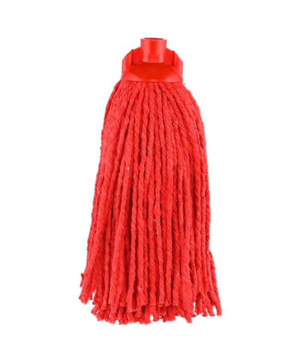Mopuri profesionale - - Mop compact 250 grame, rosu - arli.ro
