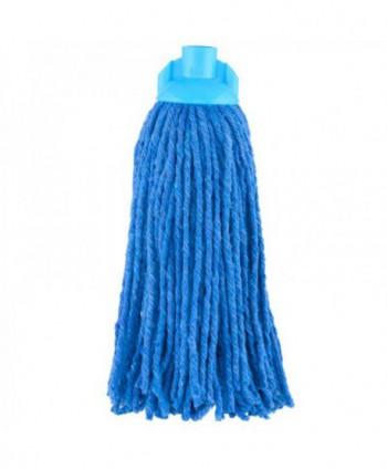 Mopuri profesionale - Mop compact 250 grame, albastru - arli.ro