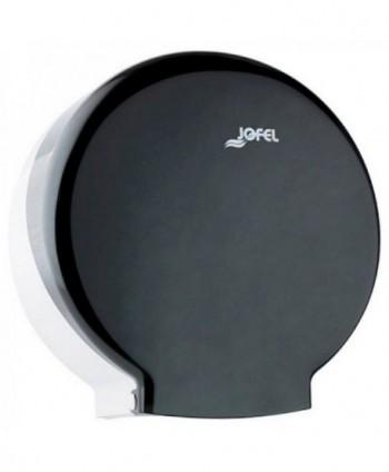 Dispensere hartie igienica - Dispenser hartie igienica Jumbo, negru - AZUR - arli.ro