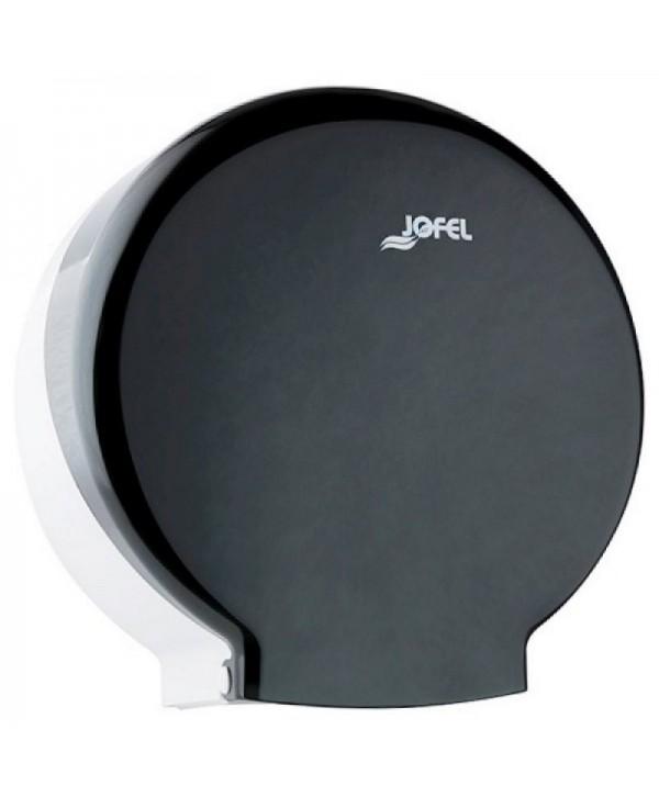 Dispensere hartie igienica - - Dispenser hartie igienica Jumbo, negru - AZUR - arli.ro