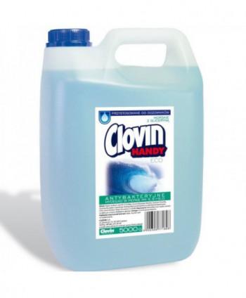 Consumabile (sapunuri, geluri, creme) - Sapun lichid antibacterian - Clovin marin - 5 l - arli.ro