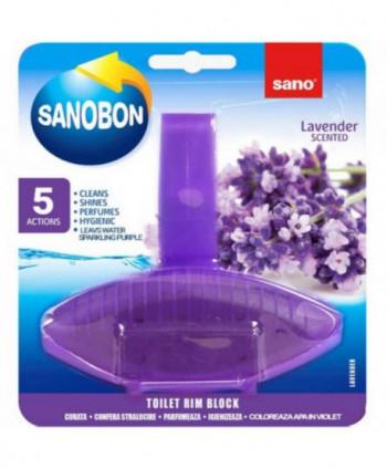 Odorizante pentru WC - Odorizant WC Sano Bon Lavender - arli.ro