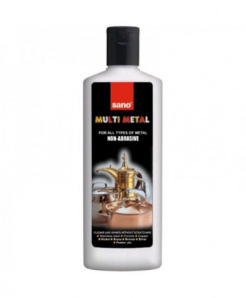 Detergenti si solutii de curatat - Solutie curatare metale Sano Multimetal 330 ml - arli.ro