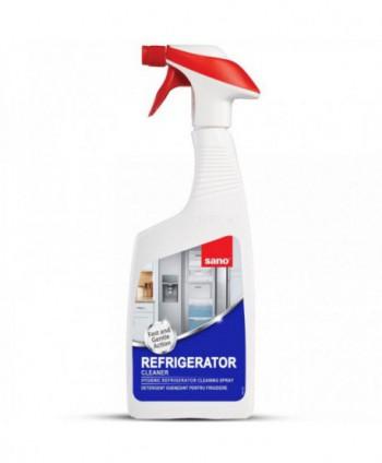 Detergenti si solutii de curatat - Detergent pentru curatat frigidere Sano Refrigerator Cleaner 750 ml - arli.ro