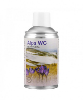 Odorizante pentru WC - Odorizant toalete spray 250ml ScentPlus - Alps WC - arli.ro